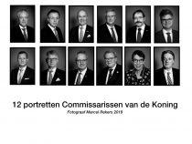 Commissarissen van Koning portret .001